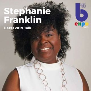 Stephanie Franklin at The Best You EXPO