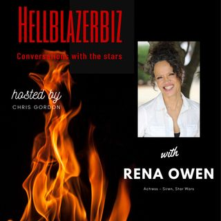 """""""Siren"""" and """"Star Wars"""" actress Rena Owen talks about her roles & more"""