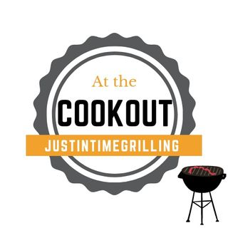 Grilling with JaimeAstin and Drake #grilling