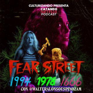 Fear Street, Trilogía  • Catando Netflix • Series y Películas