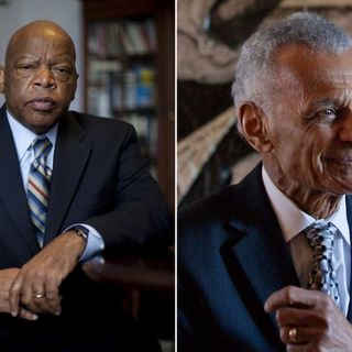 Rest In Peace John Lewis & Rev. C.T. Vivian