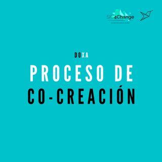 El proceso de co-creación: Buenas prácticas, ejemplos y herramientas