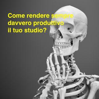 Come puoi rendere molto più produttivo il tempo che dedichi allo studio