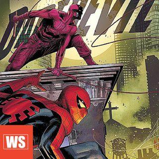 Daredevil #23 : Marvel Comics Round Up Weird Science