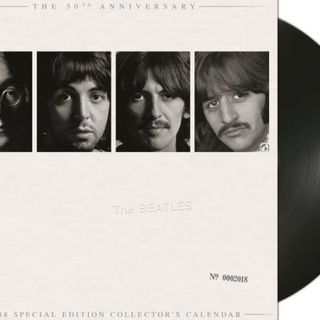 The Beatles Celebrate The 50th Anniversary Of The White Album