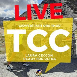 TCC - Laura Ceccon - Ultracycling
