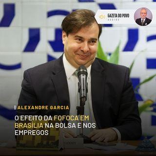 O efeito da fofoca em Brasília na Bolsa e nos empregos