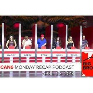 Big Brother Canada 6 | April 23 | Monday Recap Podcast