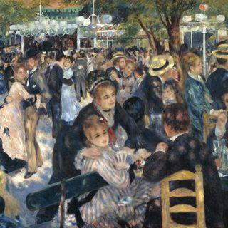 Renoir Ballo al Moulin de la Galette