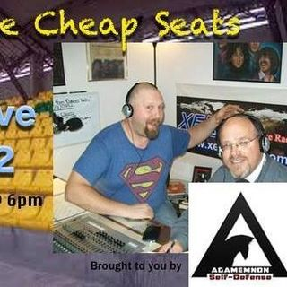 Cheap Seats W/ Steve & Steve