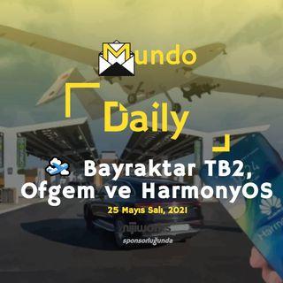 🛫 Bayraktar TB2, Ofgem ve HarmonyOS