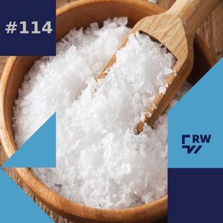 Gotas de Sabedoria: onde colocar o sal