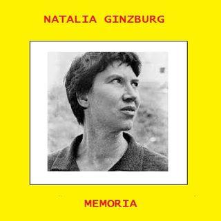 N. Ginzburg - Memoria