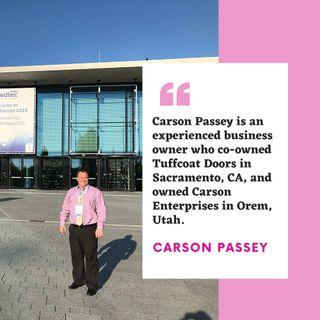 Carson Passey - Sales Professional