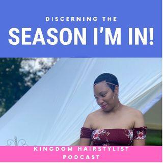 Episode 88 - Discerning the season I'm in!