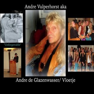 Legendarische André de Glazenwasser en de Oude Volksbuurt De Pijp in memorie.