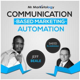 Communication Based Marketing  Automation