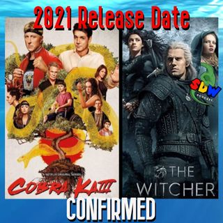 2021 Return CONFIRMED For Witcher, Cobra Kai, & You