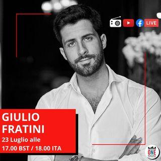 Alberghi e turismo post lockdown con Giulio Fratini, CEO Belvedere Angelico & Rifle Jeans