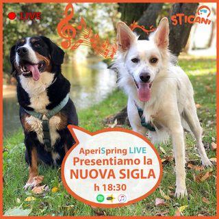 #16 Presentiamo la nuova SIGLA | AperiSpring LIVE