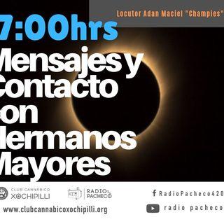 """""""Mensajes con los Hermanos Mayores"""" COSMICO Prog 23"""