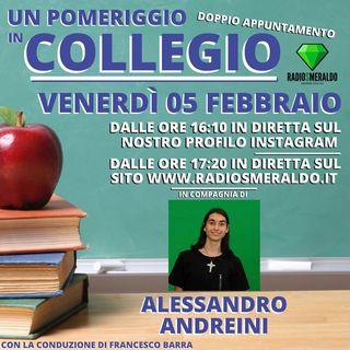 Alessandro Andreini | Intervista