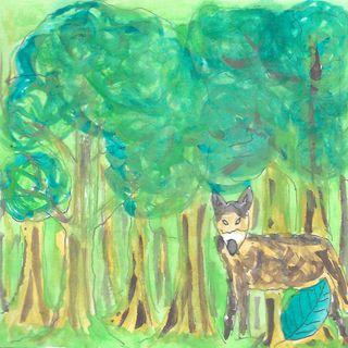 L'antico bosco in Abruzzo
