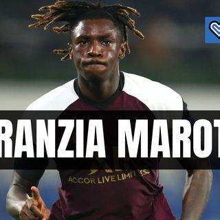 Calciomercato, l'Inter pensa a Kean per l'attacco: garantisce Marotta