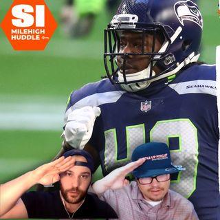 HU #704: Broncos Visiting With Ex-Seahawks LB Shaquem Griffin