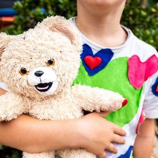 El estrés traumático infantil ocurre más de lo que usted piensa