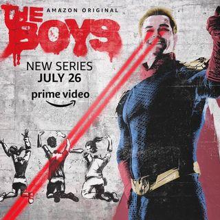 TV Party Tonight: The Boys (season 1)