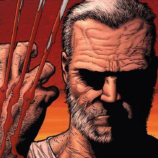 Source Material #108:  Old Man Logan Comic