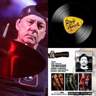 Efemérides rock, homenaje a Neil Peart, Tattoo Music Fest y lanzamientos