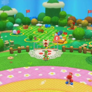 Liquid Gamer Podcast - Yoshi's Woolly World