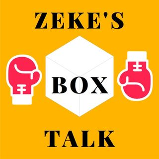 Ep6 - Middleweight Contender Tureano Johnson Joins the Show