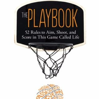 Langston's Library: 2018 New Year Resolution to read Kwame Alexander's The Playbook each week