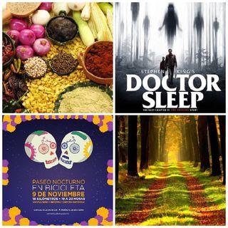 Paseo Nocturno, Dr. Sueño,8 Hábitos Prehispánicos, Ecoterapia.