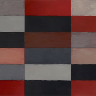 Episode 29:  Painter Sean Scully: The Sacred in Abstraction