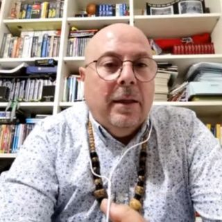Il ritorno di TOTEM : Stefano Selvatici con Giorgio Cerquetti (23-08-2020)