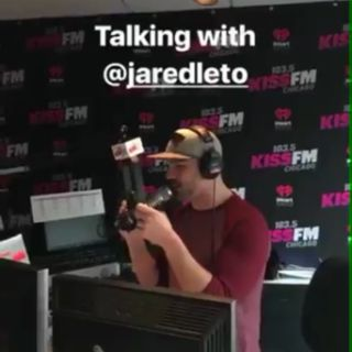 JARED LETO INTERVIEW W/ BRADY