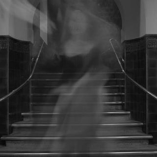 Confessions of A Reluctant Ghost Hunter ~ A Cautionary Tale