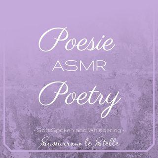 ★ LA VERITA VI PREGO SULLAMORE ★ Wystan Hugh Auden♡ASMR ITA♡Soft Spoken Reading♡