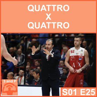 S01E25 - Quattro x Quattro (con Ennio Terrasi Borghesan)