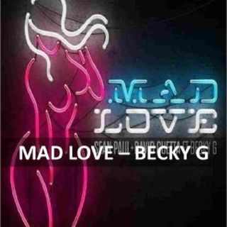 Sean Paul Ft David Guetta _ Becky G - Mad Love Dancehall Remix