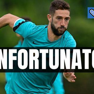 Inter, i dettagli dell'infortunio di Gagliardini: i tempi di recupero