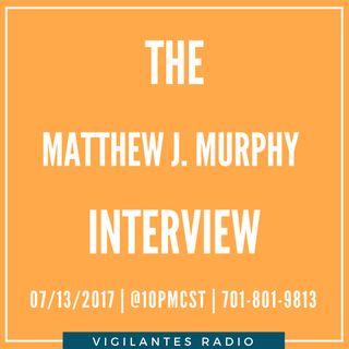 The Matthew J. Murphy Interview.