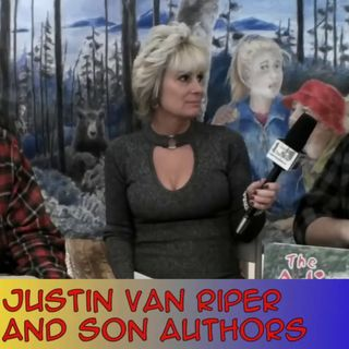 Meet the Adirondack Kids With Gary & Justin Van Riper interview on the Hangin With Web Show