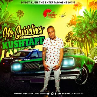 NO GUIDELINES KUSHTAPE EPISODE 1 MIXED BY BOBBY KUSH THE ENTERTAINMENT BOSS