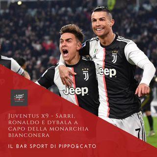 Episodio 21 - Juventus x 9. Sarri, Ronaldo e Dybala: storia di una monarchia bianconera