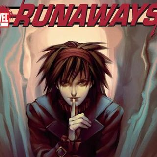 "Source Material #140 - ""Runaways - (Marvel) (2003)"